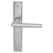 1080 Isi deurkruk op schild WC57/ 5