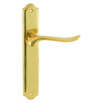 690 Rondo deurkruk op schild BB72