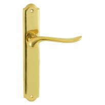 690 Rondo deurkruk op schild WC55/8