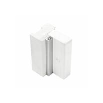 Axa M2-IN anti-inbraakstrip binnendraaiend wit 2350 mm SKG*