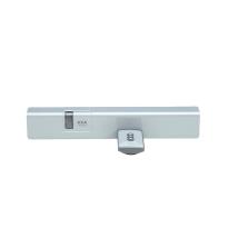 Axa raamopener elektrisch op afstand bedienbaar 2902-00-96 voor klepraam buitendraaiend grijs