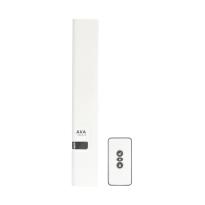 Axa raamopener elektrisch op afstand bedienbaar 2902-65-98 voor draairaam DIN links wit