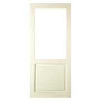 BD18P achterdeur met glas-/paneel