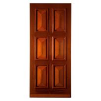 BD910 voordeur met panelen