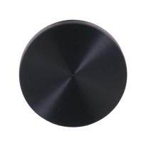 Blinde rozet GPF0900VRP1 53x6mm PVD antraciet