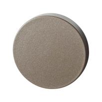 Blinde rozet GPF1100.A3.0900 50x8 mm Mocca blend