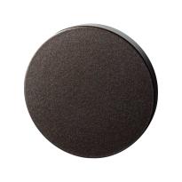 Blinde rozet GPF1105.A1.0900 50x6 mm Dark blend
