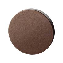 Blinde rozet GPF1105.A2.0900 50x6 mm Bronze blend