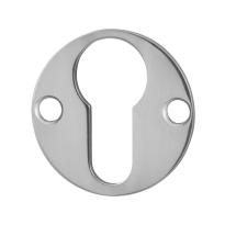 Cilinderrozet GPF0902.47 38x2mm RVS gepolijst