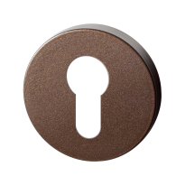 Cilinderrozet GPF1100.A2.0902 50x8 mm Bronze blend