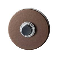 Deurbel GPF9826.A2.1100 bronze blend rond 50x8 mm