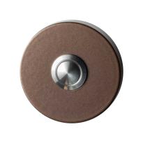 Deurbel GPF9827.A2.1100 Bronze blend rond 50x8 mm