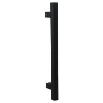 Deurgreep T-model GPF10 zwart
