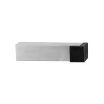 Deurstopper GPF0738.09 RVS geborsteld