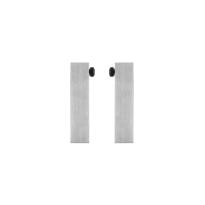 Deurstopper schuifdeursysteem GPF0579.09 RVS