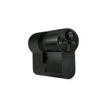 DOM Sigma Plus profielcilinder SKG***, dubbele cilinder zwart
