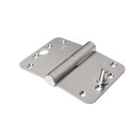 Dulimex kogelstiftpaumelle kantelaaf staal ronde hoek SKG*** 89x125 mm DIN links