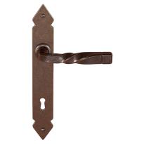 FM379 deurkruk op schild