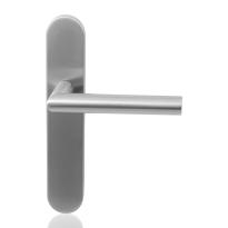 GPF1015.20 Toi deurkruk op langschild