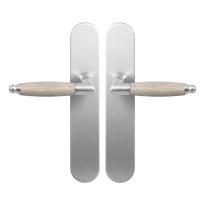 GPF4142.20 Ika deurkruk op langschild