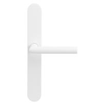 GPF8212.80 Toi deurkruk op langschild wit XL
