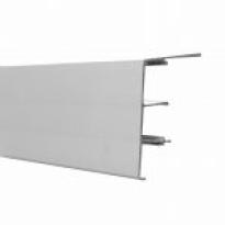 Henderson aluminium afdekkap t.b.v. Husky schuifdeursysteem