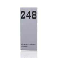 Huisnummer emaille met naam grijs, 100 x 260 mm