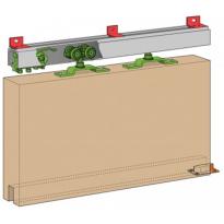 Husky H100E aluminium schuifdeursysteem