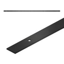 GPF0570.61 schuifdeurrails zwart