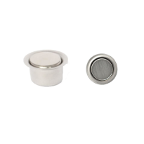 Magneetsluiting onzichtbaar, deurdikte min-max 16-30 mm