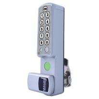 Mauer ESLcam® Classic lockerslot verticale montage, maximaal 5 vaste gebruikers