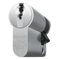 Mauer profielcilinder, DT1 serie, halve cilinder