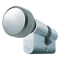 Mauer profielcilinder, New Wave 4 serie, knopcilinder