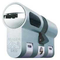 Mauer profielcilinder, New Wave 5 serie, dubbele cilinder
