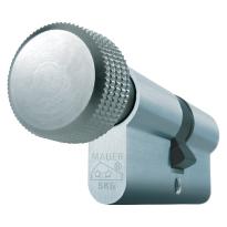 Mauer profielcilinder, standaard serie, knopcilinder