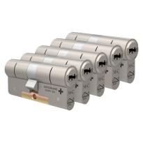 M&C Condor antikerntrek dubbele veiligheidscilinder gelijksluitend per 5