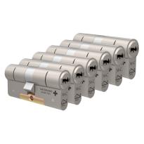 M&C Condor antikerntrek dubbele veiligheidscilinder gelijksluitend per 6