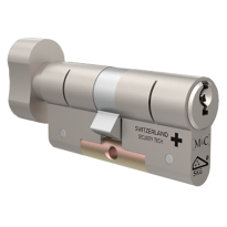 M&C Matrix antikerntrek dubbele knopcilinder