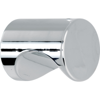 Mi Satori Meubelknop Cilinder 12mm glans nikkel