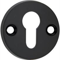 Mi Satori SKG cilinderrozet Elegant BI mat zwart