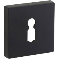 Mi Satori Sleutelrozet Bauhaus verdekt BB mat zwart