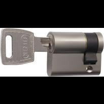 Nemef 131/9 profielcilinder NF3 serie halve cilinder
