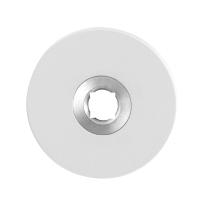 Rozet GPF8100.45 50x50x6mm wit
