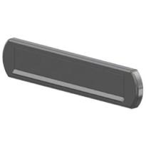 S2 briefplaat Clima Comfort aluminium F1