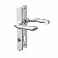 S2 veiligheidsbeslag kruk/kruk met kerntrekbeveiliging 32 mm, PC92