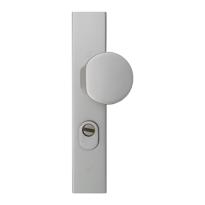 S2 veiligheidsbuitenschild verstelbaar kerntrekschild met knop