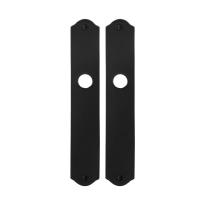 Schild GPF6100.22 blind smeedijzer zwart