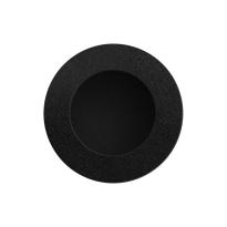 Schuifdeurkom zwart GPF8710.61
