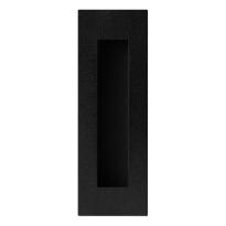 Schuifdeurkom zwart GPF8715.61