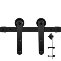 GPF0507.61 schuifdeursysteem Varsi zwart